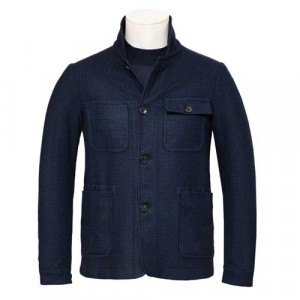 "Altea Cardigan Jacket ""Bristol"" Blue-Navy"