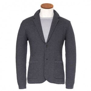 Altea Knitted Jacket Grey
