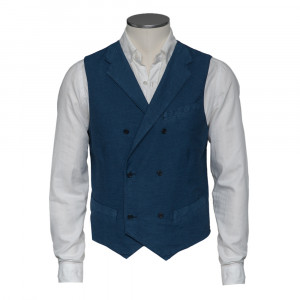 Altea Gilet Blue
