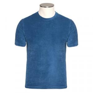 Altea Terry Tee Royal Blue