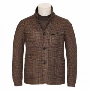 "Altea Cardigan Jacket ""Bristol"" Camel"
