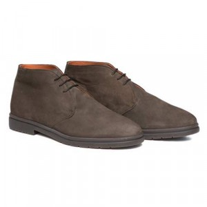 Andrea Ventura Chukka Lace-Up Brown