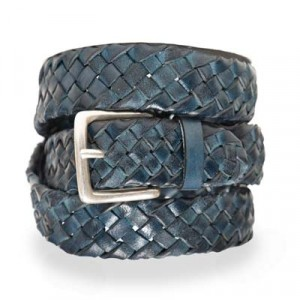 D`AMICO Braided Buffalo Blue
