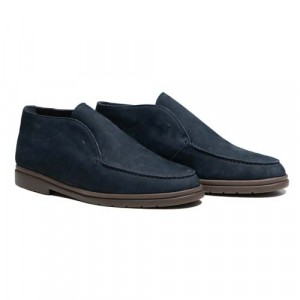 Andrea Ventura Sailor Nubuck Blue