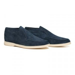 Andrea Ventura Sailor Suede Blue