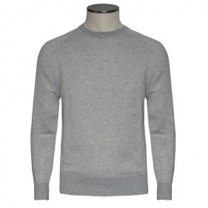 Aspesi Crewneck Cotton Fantasy Grey