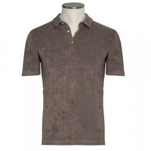 Altea Polo Terry Taupe