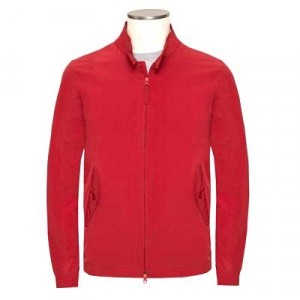 "Aspesi Jacket ""Barretta"" Red"