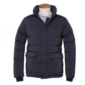 Aspesi Berkeley II Blue Jacket