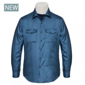 Aspesi Shirt Jacket Blue