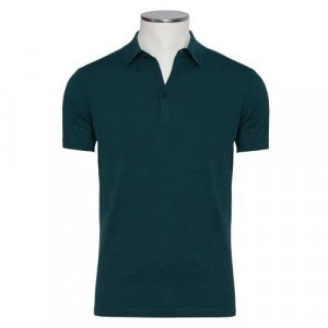 Aspesi Polo Short Sleeve Green