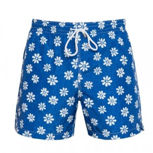 Aspesi Swim Trunk Stromboli Blue