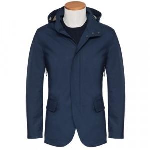 Aspesi Coat Blue