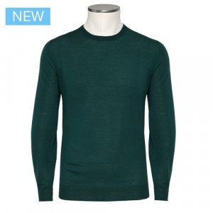 Aspesi Crewneck Wool Green