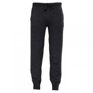 Aspesi Knit Jogg-Pants Wool Grey