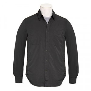 "Aspesi Overshirt ""Alvaro-Wool"" Green"