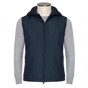 """Aspesi Bodywarmer """"New Albar Vest"""" Blue"""
