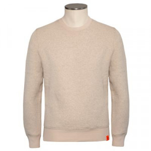 Aspesi Crewneck Sweatshirt Off-White