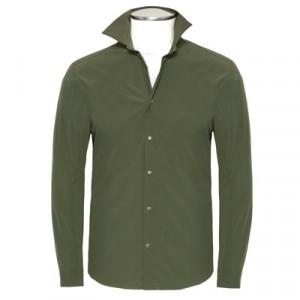 "Aspesi Shirt Jacket ""Ultra"" Green"