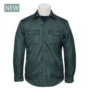 Aspesi Shirt Jacket Green