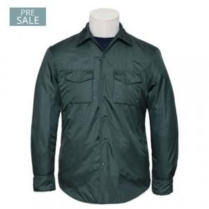 Aspesi Shirt Jacket Green