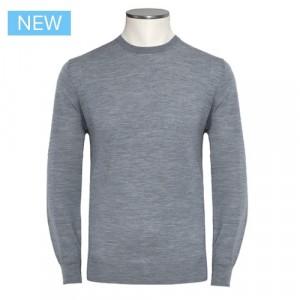 Aspesi Crewneck Wool Grey