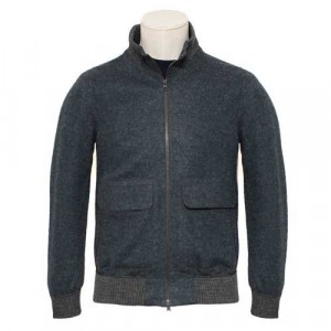 Aspesi Bomber-Jacket Astor Grey