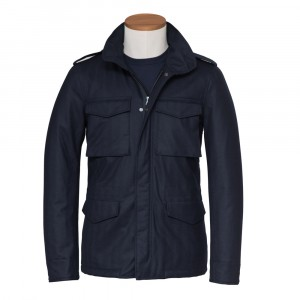 Aspesi Field Jacket Navy