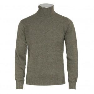 Aspesi Roll Neck Green