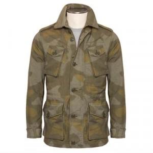 Aspesi Vancouver Field Jacket Camo