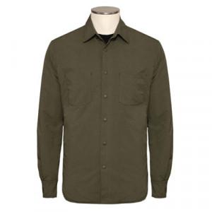 """Aspesi Overshirt """"Alvaro-Wool"""" Green"""