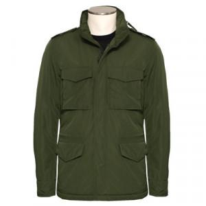 Aspesi Field Jacket Bottle Green