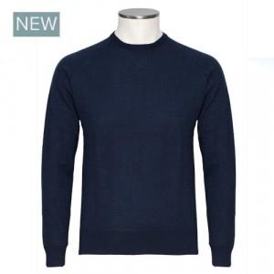 Aspesi Crewneck Sweater Blue
