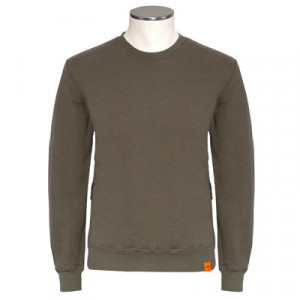 Aspesi Crewneck Sweatshirt Military