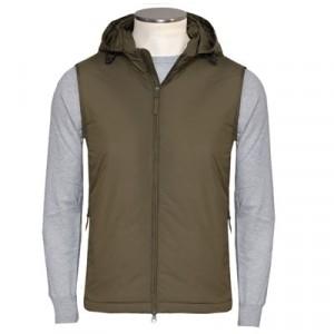 """Aspesi Bodywarmer """"New Albar Vest"""" Green"""