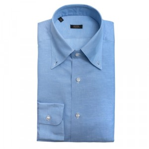 Barba Napoli Shirt Light Blue