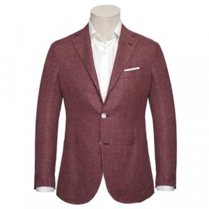 Barba Napoli Jacket Coral