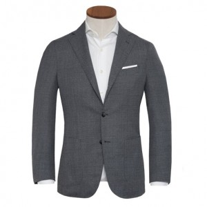 Barba Napoli Jacket Grey
