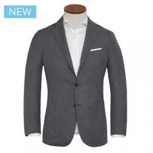 Barba Napoli Jacket Grey