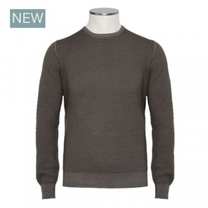 Barba Napoli Crewneck Fantasy Brown