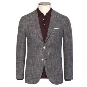 Barba Napoli Jacket Pepper&Salt