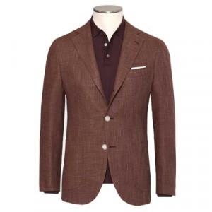 Barba Napoli Jacket Rust