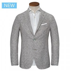Barba Napoli Jacket Beige Donegal