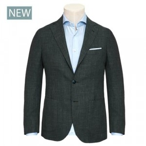Barba Napoli Jacket Forest Green