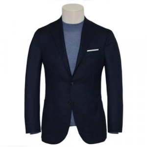 "Barba Napoli Jacket ""Cavalry"" Blue"
