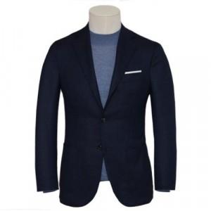 """Barba Napoli Jacket """"Cavalry"""" Blue"""