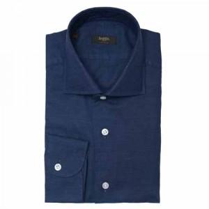 Barba Napoli Shirt Blue