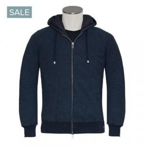 Capobianco Reversible Jacket Blue
