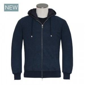 Capobianco Reversible Jacket Blue