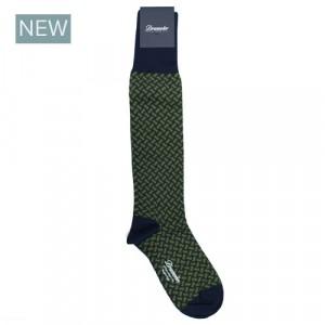 Drumohr Socks Biscottino Green